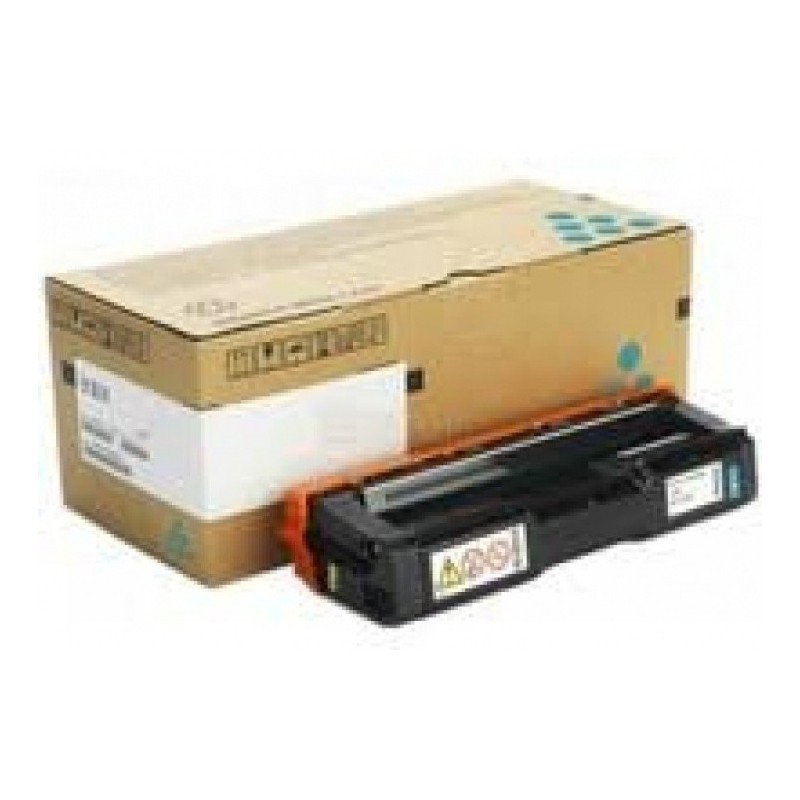 Ricoh kassett SP C252 Sinine HC (407717)