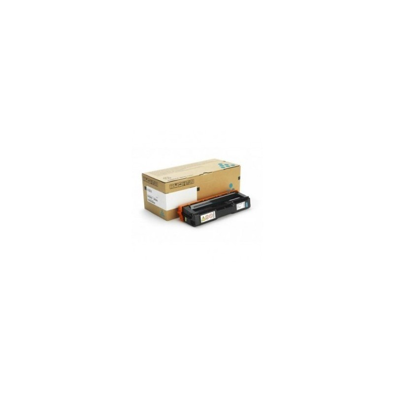 Ricoh kassett SP C252 Sinine LC (407532)