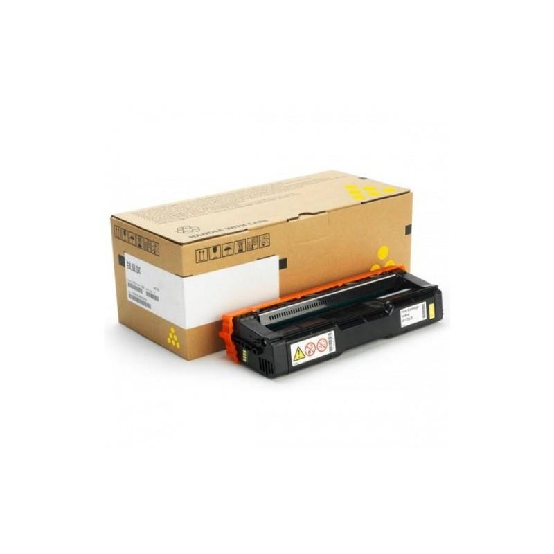 Ricoh kassett SP C252 Kollane HC (407719)
