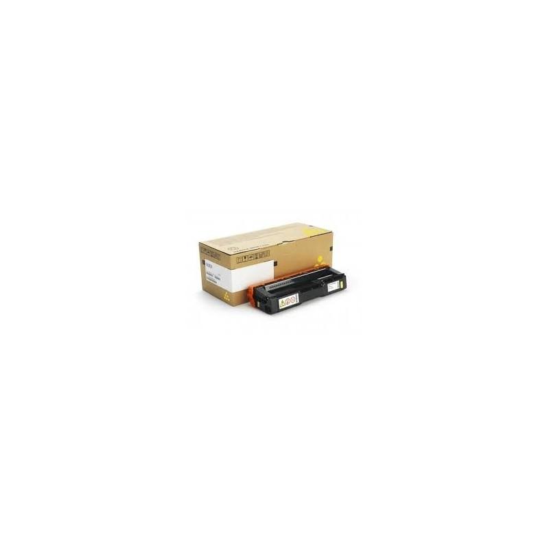 Ricoh kassett SP C252 Kollane LC (407534)