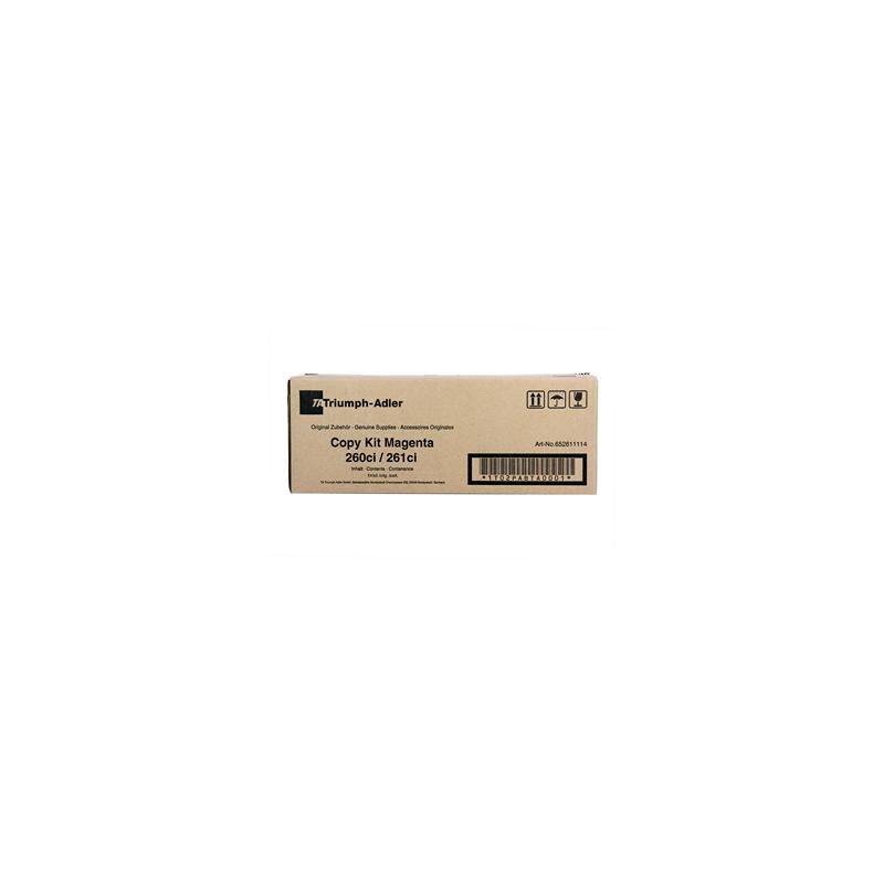 Triumph Adler Copy Kit 260ci/ Utax tooner 260ci Roosa (652611114/ 652611014)