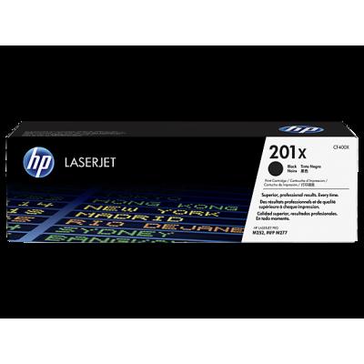 HP kassett No.201X Must HC (CF400X)