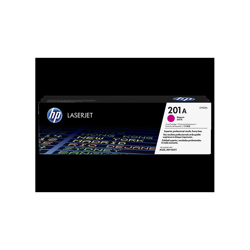 HP kassett No.201A Roosa 1,4k (CF403A)