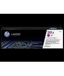 HP kassett No.201X Roosa HC 2,3k (CF403X)