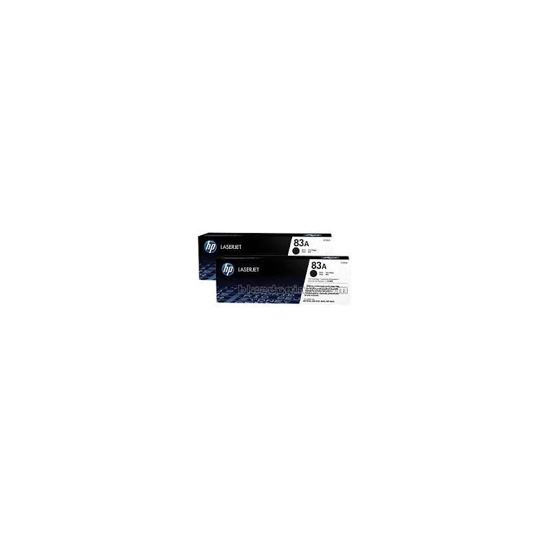 HP kassett No.83A Dual Pack Must (CF283AD)