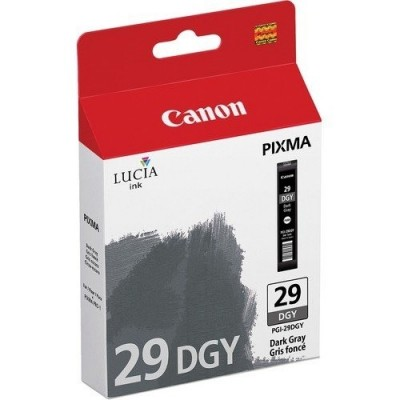 Canon Ink PGI-29 Dark Grey (4870B001)