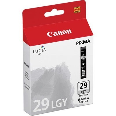 Canon Ink PGI-29 Light Grey (4872B001)