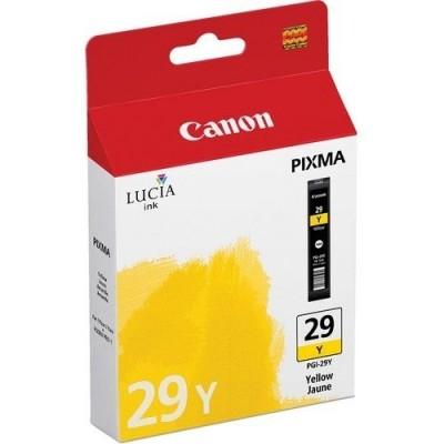 Canon Ink PGI-29 Kollane (4875B001)