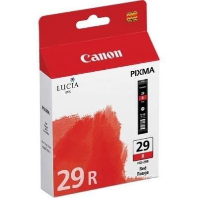 Canon Ink PGI-29 Red (4878B001)