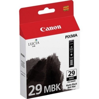 Canon Ink PGI-29 Matte Must (4868B001)