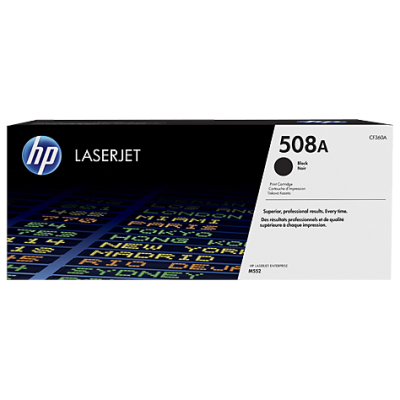 HP kassett No.508A Must (CF360A)