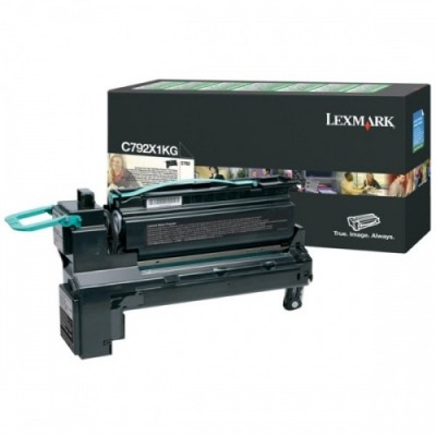 Lexmark kassett Must (C792X1KG) Return