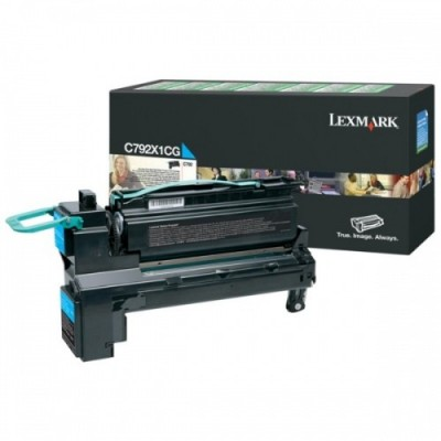 Lexmark kassett (C792X1CG) Return