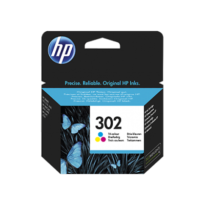 HP Ink No.302 Color (F6U65AE)