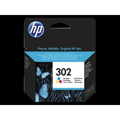 HP Ink No.302 Color (F6U65AE)