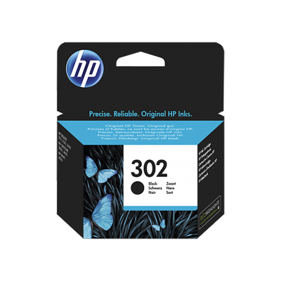 HP Ink No.302 Must (F6U66AE)