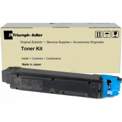 Triumph Adler tooner Kit PK-5012C/ Utax tooner PK5012C Sinine (1T02NSCTA0/ 1T02NSCUT0)