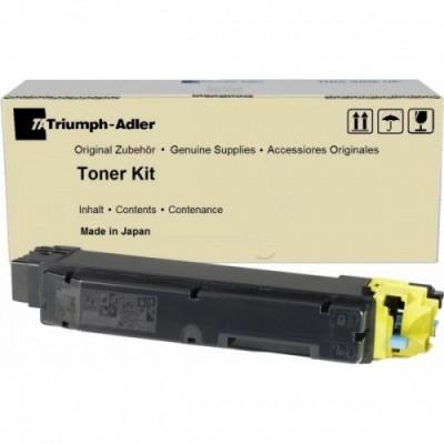 Triumph Adler tooner Kit PK-5012Y/ Utax tooner PK5012Y Kollane (1T02NSATA0/ 1T02NSAUT0)