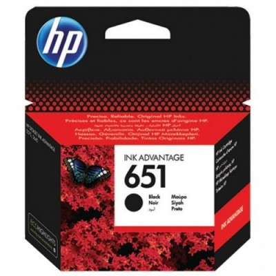 HP Ink No.651 Must (C2P10AE)