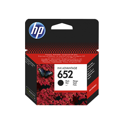 HP Ink No.652 Must (F6V25AE)