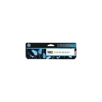 HP Ink No.980 Kollane 6,6k (D8J09A)