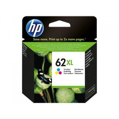 HP Ink No.62XL Color (C2P07AE)