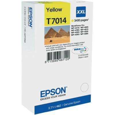 Epson Ink Kollane XXL (C13T70144010)