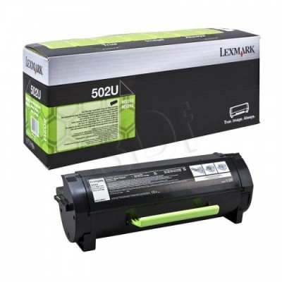 Lexmark kassett 502U Must (50F2U00) Return