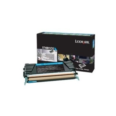 Lexmark kassett Return Sinine (X748H1CG)