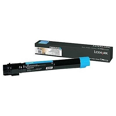 Lexmark kassett Sinine (C950X2CG)