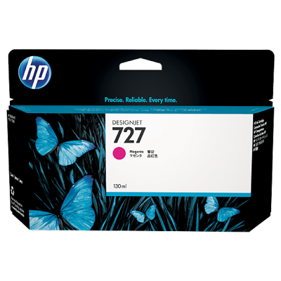HP Ink No.727 Roosa (B3P20A)