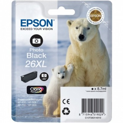 Epson Ink Photo Must (C13T26314012)