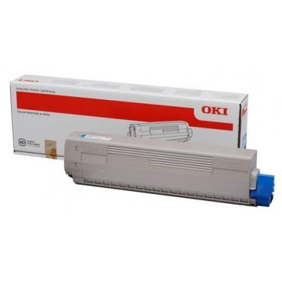Oki tooner C 831 Sinine (44844507)