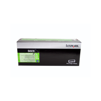 Lexmark kassett 502X Must (50F2X00) Return