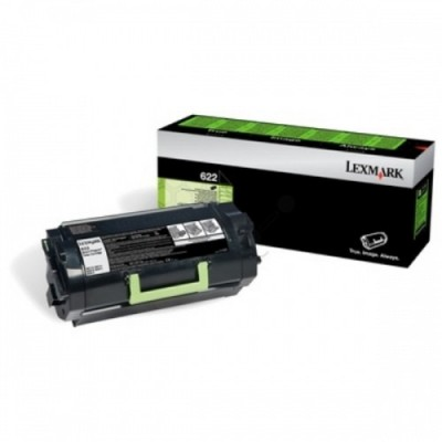 Lexmark kassett 622 Must (62D2000) Return
