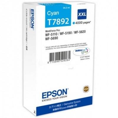 Epson Ink Sinine HC (C13T789240)