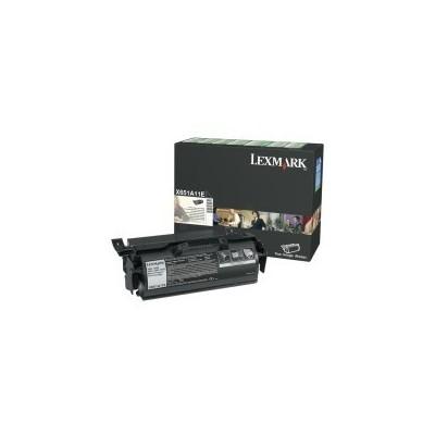 Lexmark kassett Must (X651A11E)