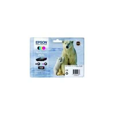 Epson Ink Multipack No.26XL (C13T26364010) 41,3ml