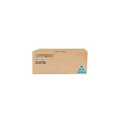 Ricoh kassett SP C250E Sinine (407544)
