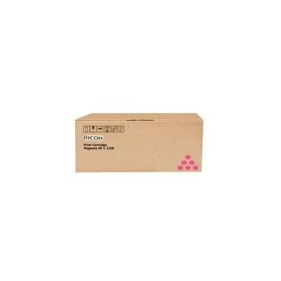 Ricoh kassett SP C250E Roosa (407545)