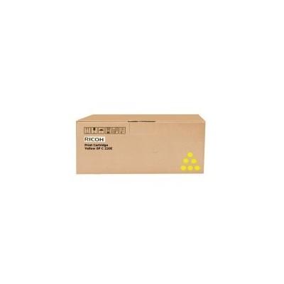 Ricoh kassett SP C250E Kollane (407546)