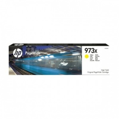 HP Ink No.973X Kollane (F6T83AE)