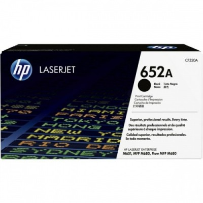 HP kassett No.652A Must (CF320A)