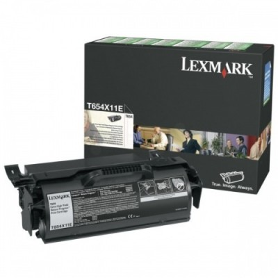 Lexmark kassett Must (T654X31E) 36k Corporate