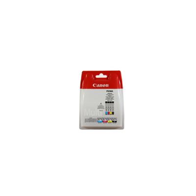 Canon Ink CLI-571 Multipack (0386C004)