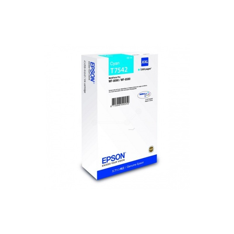 Epson T7542 Sinine XXL