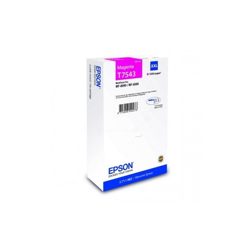 Epson T7543 Roosa XXL