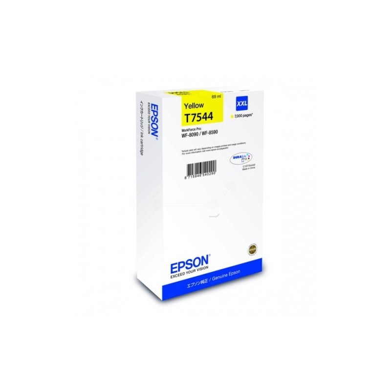 Epson T7544 Kollane XXL