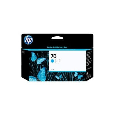 HP Ink No.70 Sinine (C9452A)