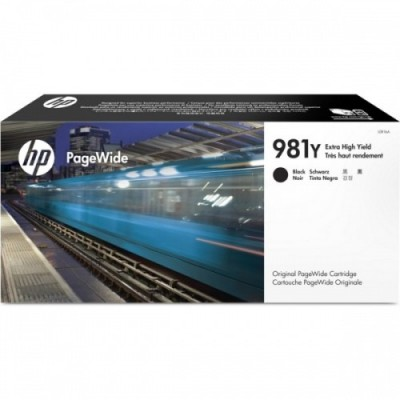 HP Ink No.981Y Must (L0R16A)